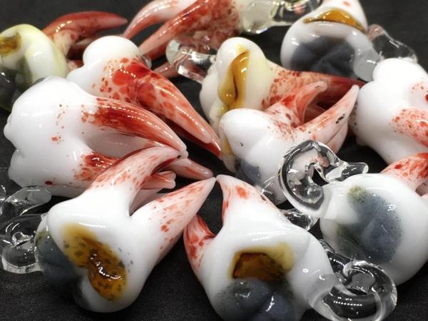 Dentist, Dental, Hygienist, Horror, SAW, teeth, bloody, Halloween