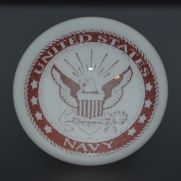 United States Navy Military Cork Wine Oil Vinegar