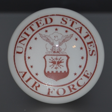 United States Air Force Military Cork Wine Oil Vinegar ASAF