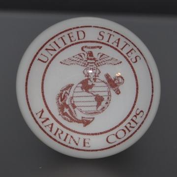United States Marine Corps Military Cork Wine Oil Vinegar