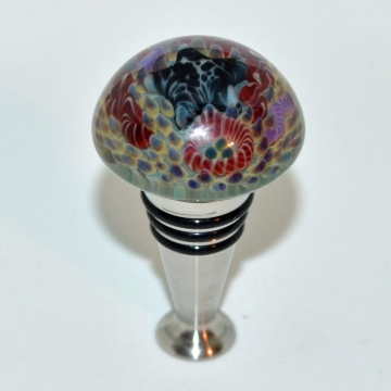 Sea Floral Tidal Pool Bottle stopper