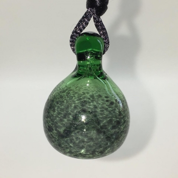 Green Essential Oil Diffuser Pendant